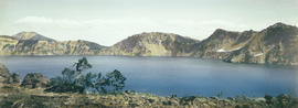 Southeast rim of Crater Lake, Oregon