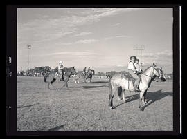 Riders at the Western Horse Show