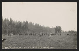 Government Rifle Range, Clackamas, Oregon