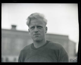 H. Hall, football player