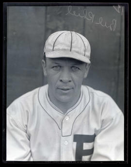 Bill Rhiel, baseball player for Portland