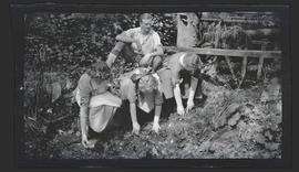 Group working in stream